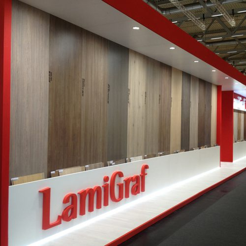 Lamigraf will showcase its New Collection at Intermob'16