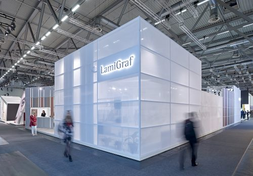 Lamigraf launches Trends & Inspirations 19/20 at Interzum