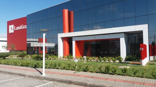 Lamigraf opens new headquarters in Brazil and expands its production capacity with a second printing line