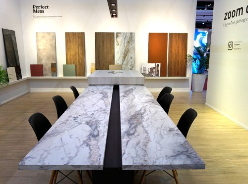 Lamigraf presents its new collection Zoom Out at ForMóbile 2018